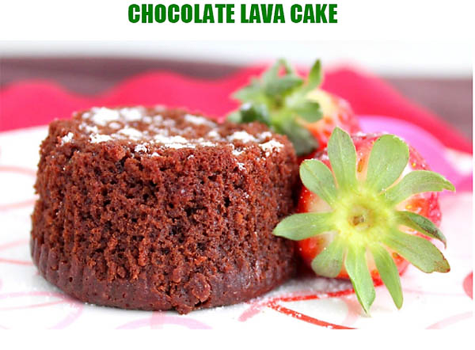 How Many Calories In Chocolate Lava Cake